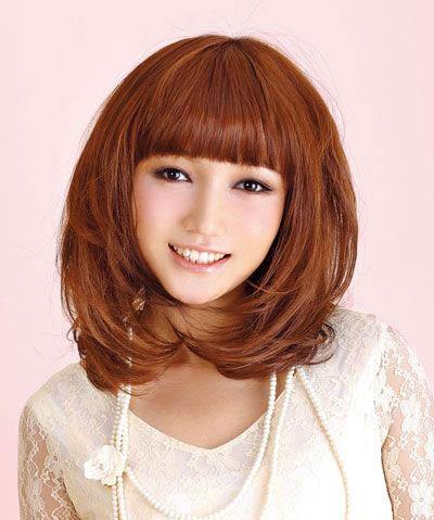 Kiểu tóc phù hợp với khuôn mặt dài