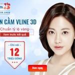 Độn cằm Hàn Quốc Cằm Vline sang chảnh chuẩn Hot girl – CHỈ 12 TRIỆU