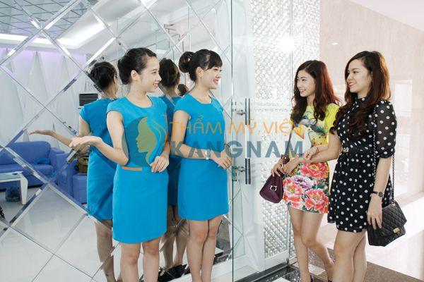 Dấu ấn TMV Kangnam trong lòng phái Đẹp Việt