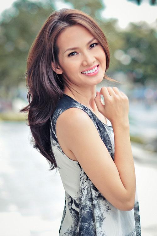 Những sao Việt sở hữu chiếc cằm chẻ đáng giá