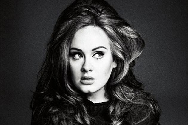 Danh ca Adele hút hồn với cằm chẻ siêu đẹp