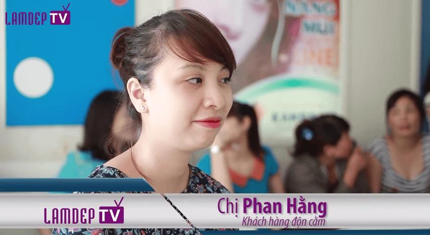 Trải nghiệm khách hàng độn cằm Vline tại Kangnam