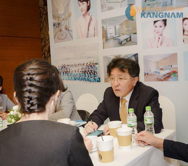 Độn cằm Hàn Quốc tại Bệnh viện Thẩm mỹ Kangnam có gì khác biệt? 2