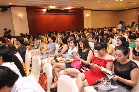 Hội thảo thẩm mỹ Hàn Quốc