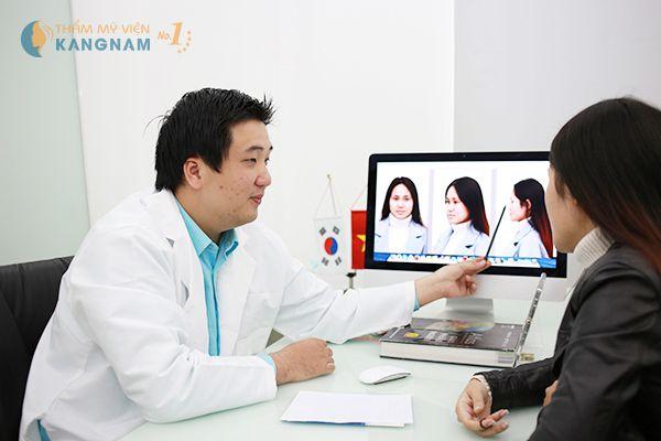 Lý do khiến bạn tin tưởng lựa chọn độn cằm tại Kangnam? 2