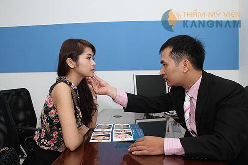 Lý do khiến bạn tin tưởng lựa chọn độn cằm tại Kangnam?