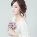 Người đẹp Nguyễn Sa Ra độn cằm như thế nào?
