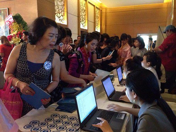 Tường thuật trực tiếp sự kiện khai trương BVTM Kangnam 4